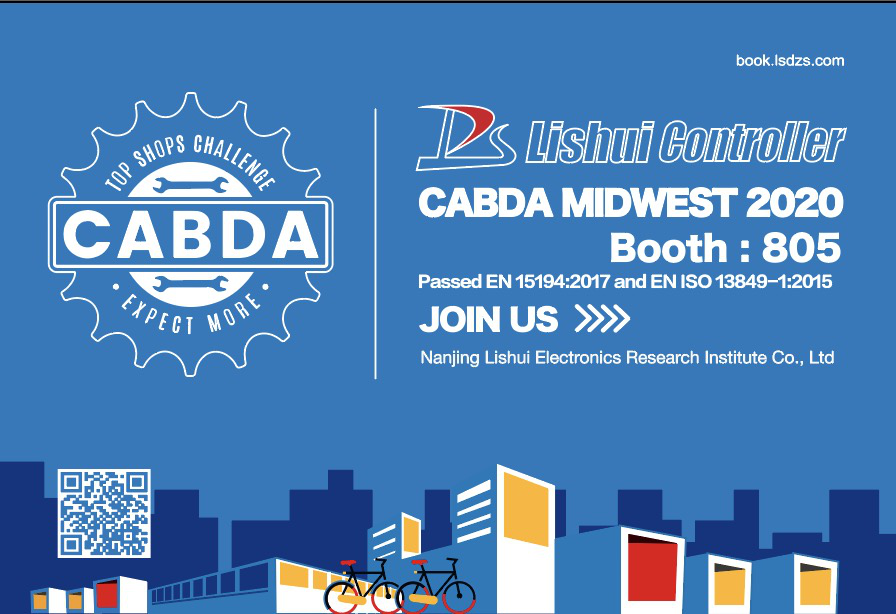 2020 CABDA MIDWEST – LISHUI CONTROLLER